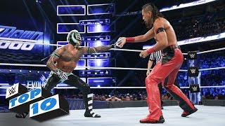 Nonton Top 10 Smackdown Live Moments  Wwe Top 10  October 16  2018 Film Subtitle Indonesia Streaming Movie Download