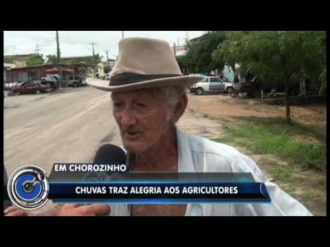 Em Chorozinho- CE/ Rio Choro volta a trazer alegria a agricultores e população em geral