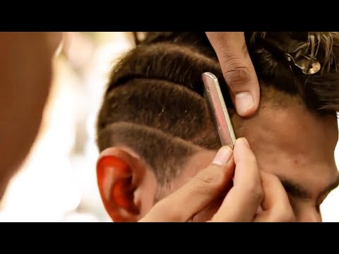 Mens hairstyles - Hair tattoo For Men 2018  Haircut Tattoo Design For Men  King cosmo hair expert