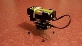 Tiny Bot Inspired By The Kilobots