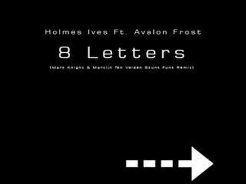 8 Letters (feat. Avalon Frost)