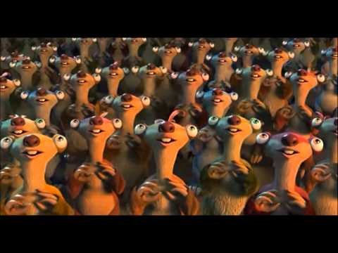 Sacrifice The Fire King ! ( Ice Age 2 The Meltdown ) Sith Dance