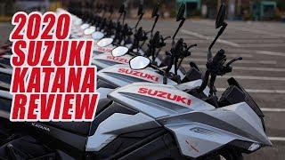 8. 2019 Suzuki Katana Review