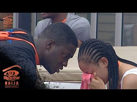 Day 3: Nina cries for Miracle | Big Brother: Double Wahala | Africa Magic