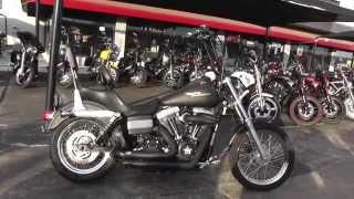 7. 337341 - 2007 Harley Davidson Dyna Street Bob FXDB - Used Motorcycle For Sale