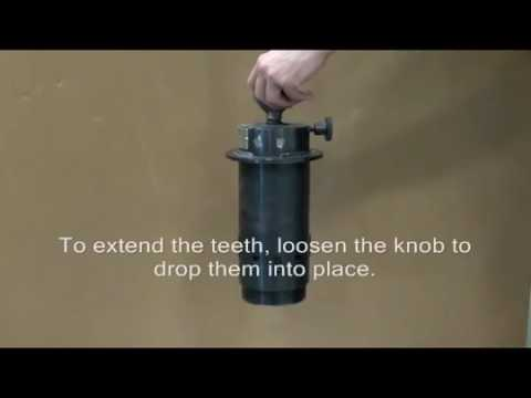 Spool Lifter Demonstration Video