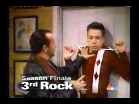 3rd Rock From the Sun - Season 3 finale promo Phil Hartman Jan Hooks