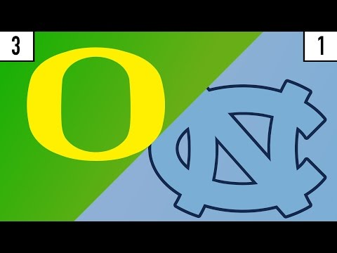 3 Oregon vs. 1 North Carolina Prediction | Who's Got Next?