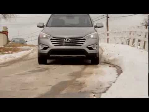 2014 Hyundai Santa Fe Boston Herald Review