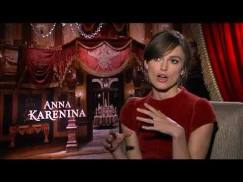 Video ANNA KARENINA Interviews: Keira Knightley, Jude Law and Aaron Johnson download in MP3, 3GP, MP4, WEBM, AVI, FLV January 2017