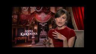Nonton Anna Karenina Interviews  Keira Knightley  Jude Law And Aaron Johnson Film Subtitle Indonesia Streaming Movie Download