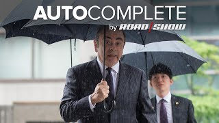 AutoComplete: Ex-Nissan boss Ghosn is in trouble with the SEC, and more by Roadshow