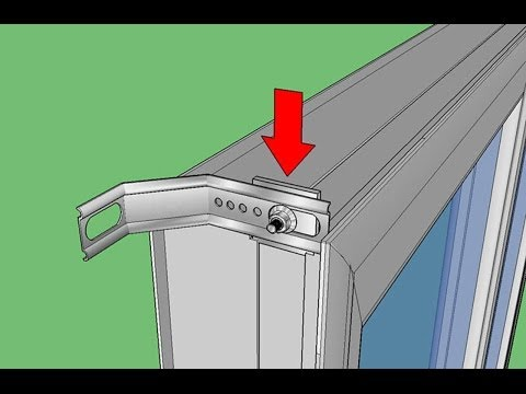 comment installer une rampe en p v c