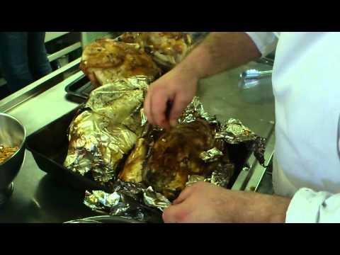 Камбуз: аппетитная подготовка к Новому году