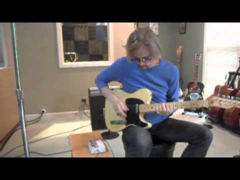 Big Bloom Overdrive Pedal Demo by Mike Pachelli