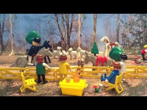 Les boucles d'itteville version Playmobil