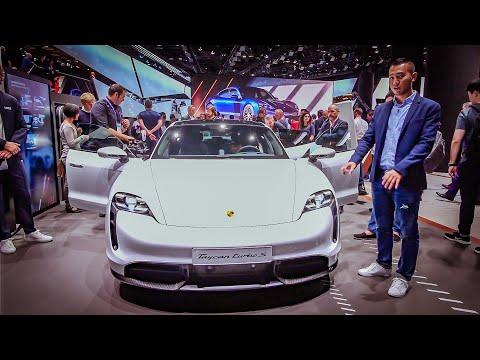 Chiêm ngưỡng Porsche Taycan Turbo S - Siêu phẩm chạy điện 750 mã lực @ vcloz.com