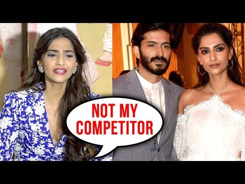 Sonam Kapoor ANGRY Reaction On Harshvardhan Kapoor