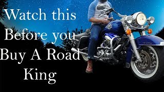 8. Watch This before you Buy a Harley Davidson Road King