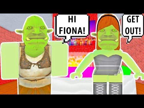 ROBLOX SHREK TROLLING!  Roblox Admin Commands   Roblox Funny Moments! (видео)