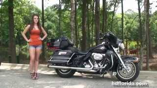 9. Used 2011 Harley Davidson Ultra Classic Electra Glide Motorcycles for sale - Sarasota, FL
