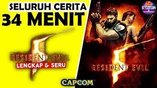 Video Seluruh Alur Cerita Resident Evil 5 Hanya 34 MENIT - Sejarah Awal & Akhir Dari Umbrella Wesker RE 5 MP3, 3GP, MP4, WEBM, AVI, FLV Juni 2019