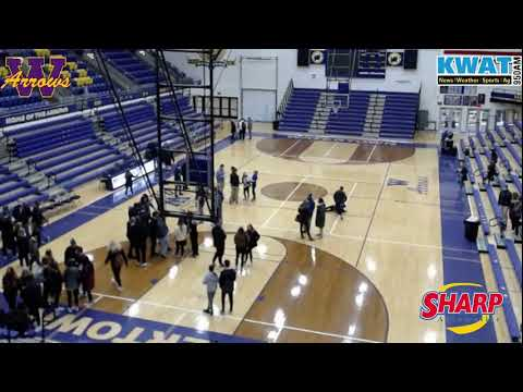 DHBB - Watertown (G) vs Yankton & (B) vs Brandon Valley - 2-9-21