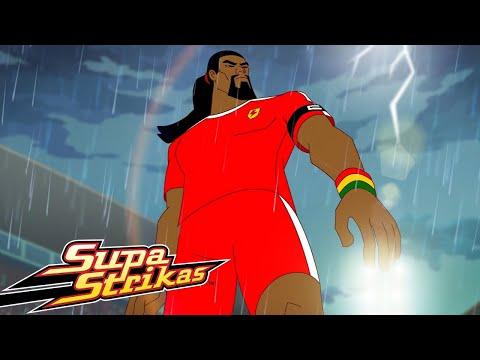 Supa Strikas - Season 1 - Episode 1 - Dancing Rasta On Ice | Kids Cartoon