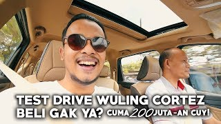 Video TEST DRIVE WULING CORTEZ   #MasArindJurnal Episode 93 MP3, 3GP, MP4, WEBM, AVI, FLV Oktober 2018