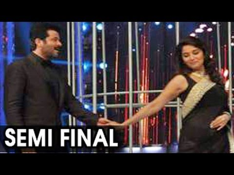 Anil Kapoor on Jhalak Dikhla Jaa 6 SEMI FINAL Episode 7th Sept 2013