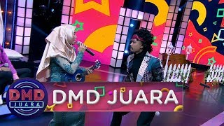 Video Adu Jotos! Ella Latah VS Bang Haji Rhoma KW Keren Banget - DMD Juara (14/9) MP3, 3GP, MP4, WEBM, AVI, FLV September 2018