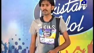 super insults in Pakistan Idol 2013 very funny moments