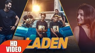Laden(Full Video) | Jassie Gill | Africian Boys | Jay K  | Latest Punjabi Song 2016 | Speed Records
