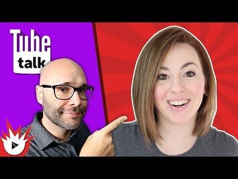 How Entrepreneurs Can Get More Views & Subscribers in 2018 Jessica Stansberry -TubeTalk EP 149