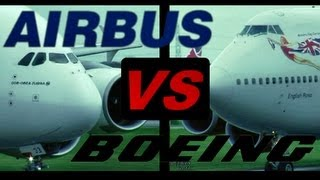"Download Video Boeing 747 ""Jumbo Jet"" vs. Airbus A380 ""SuperJumbo"" (Full HD1080p) MP3 3GP MP4"