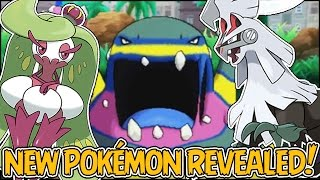 OFFICIAL SUN MOON TRAILER REVEALS SILVALLY, KOMMO-O, TSAREENA, ALOLAN MUK + MORE by Ace Trainer Liam
