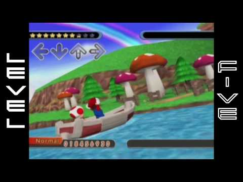 Dancing Stage : Mario Mix GameCube