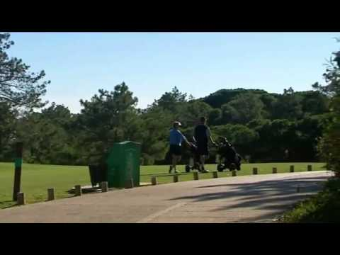 Quinta do Lago Golf Course, Almancil, Portugal - English