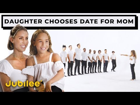 10 vs 1: Daughter Finds A Date For Her Mom | Versus 1