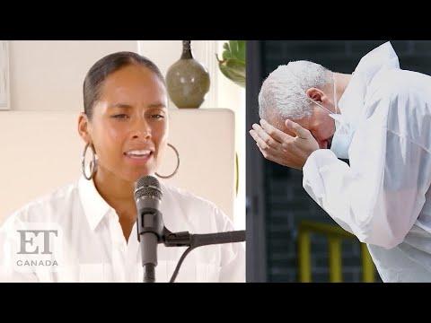 Alicia Keys Talks 'Good Job'