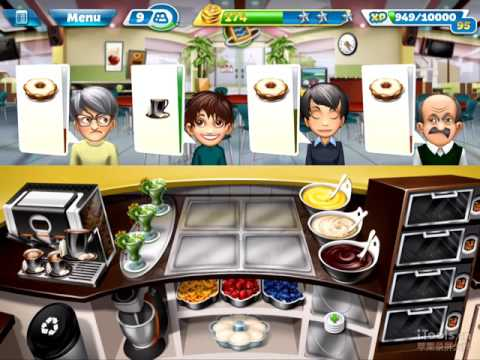 【Cooking Fever】Other Way To Win (hidden Achievements) Bakery Level 2
