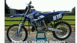 1. 2007 Yamaha YZ 250 -  Engine Info