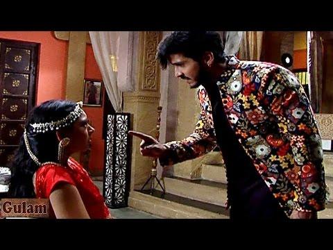 Shivani & Rangeela's MISUNDERSTANDING in Gulam | 2
