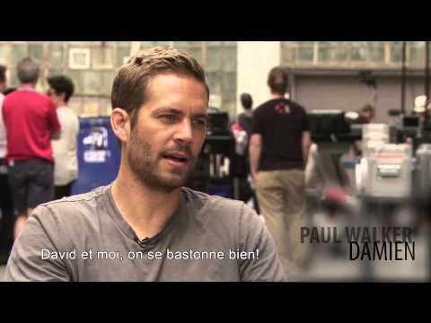 Brick Mansions (Behind the Scenes 'Cascades')