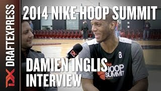 Damien Inglis - 2014 Nike Hoop Summit - Interview