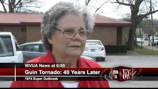 Guin (AL) United States  City pictures : Guin Tornado: 40 Years Later