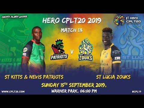 Match 13 Highlights | #SKPvSLZ | #CPL19