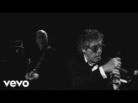 ROGER DALTREY:  A New Song--And It's Good