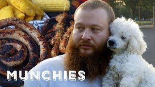 Video Action Bronson Eats The Best Colombian Food in NYC MP3, 3GP, MP4, WEBM, AVI, FLV Desember 2018