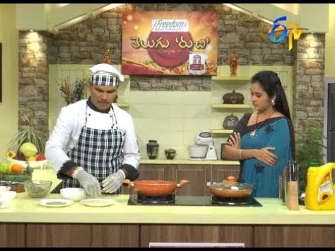 Telugu Ruchi | 25th November 2017 | Full Episode